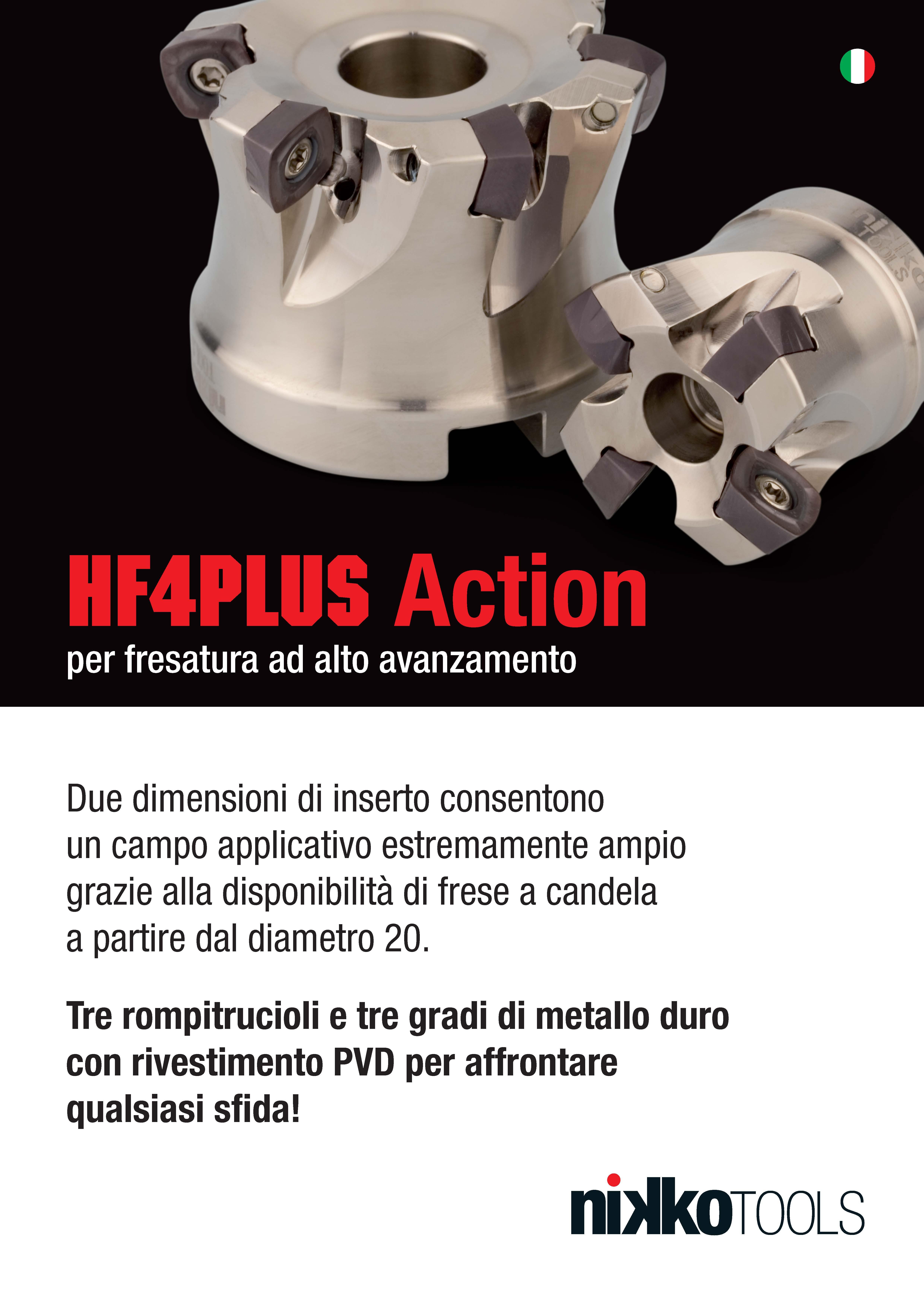Nikko Tools HF4Plus Action 2020