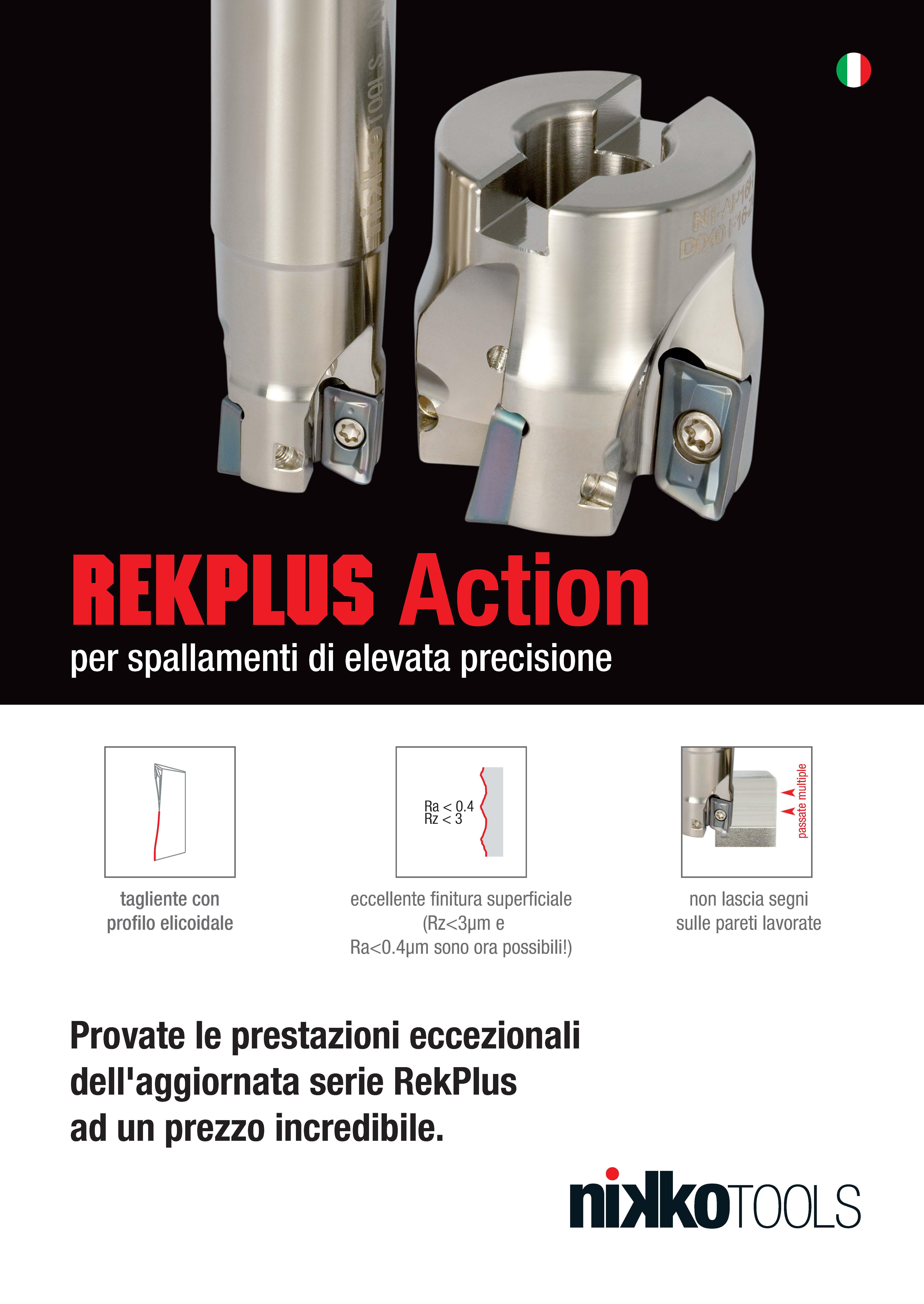 Nikko Tools RekPlus Action 2020