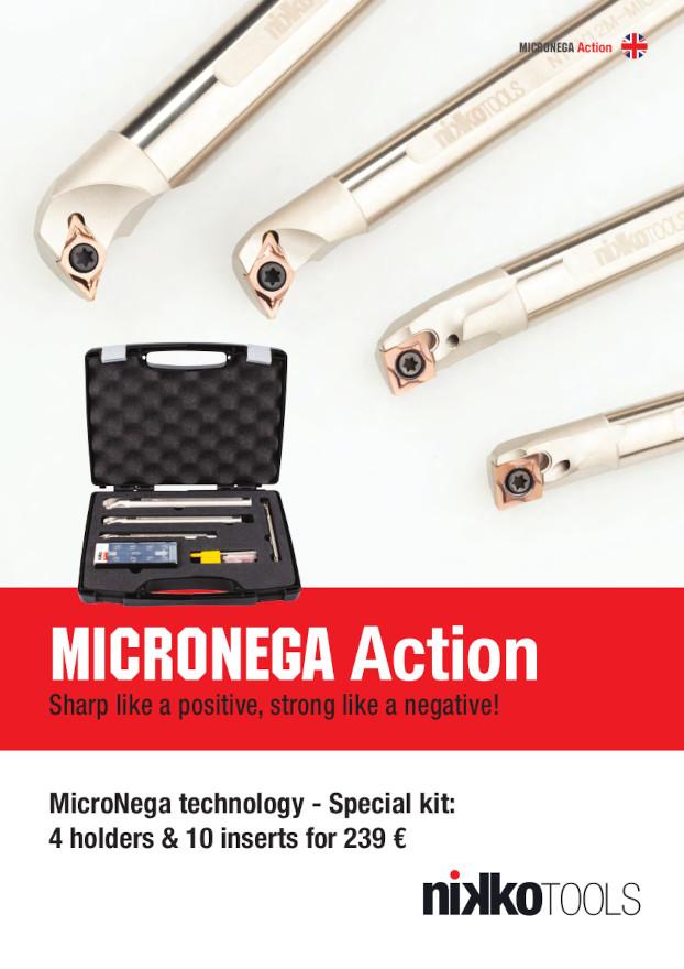 Nikko Tools Micronega