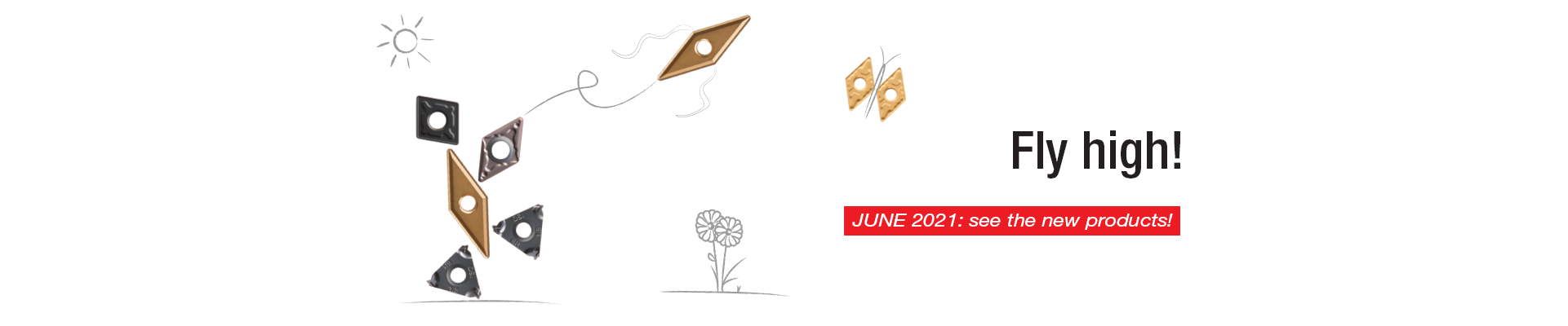 New products June 2021
